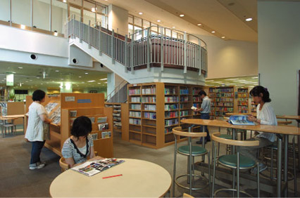 市)中央図書館 - 草加市役所